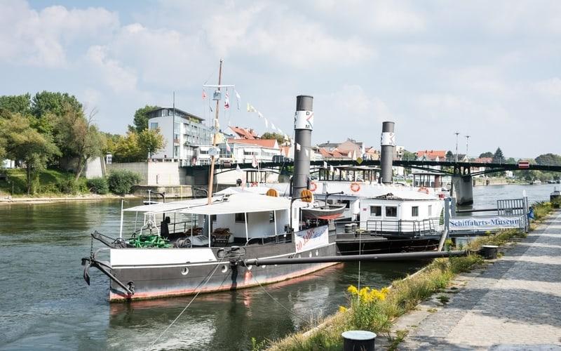 Regensburg Tuna Denizcilik Müzesi