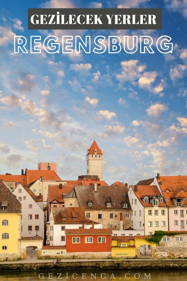 Regensburg Gezilecek Yerler BLog