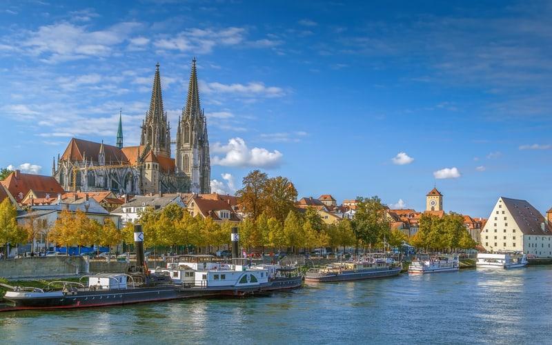 Regensburg Katedrali