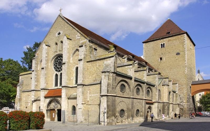 St. Ulrich Kilisesi