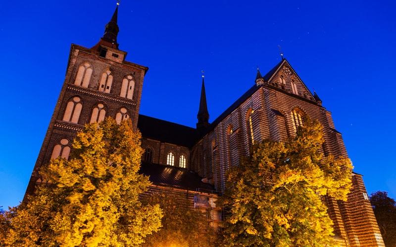 Marienkirche (St. Mary Kilisesi)