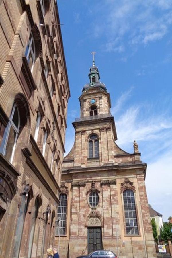 Saarbrücken Vaftizci Yahya Bazilikası