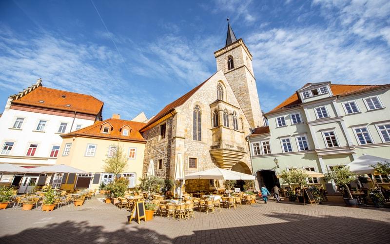 Wenigemarkt (Küçük Pazar Meydanı)