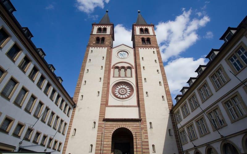 Würzburg Katedrali